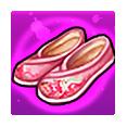 绣花玲珑鞋