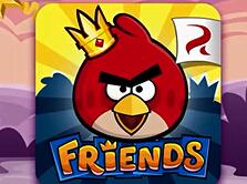 《愤怒的小鸟朋友版》圣诞假日限时更新宣传影片