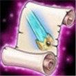水晶剑卷轴
