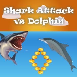 鲨鱼与海豚