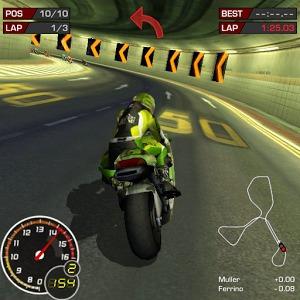 交通赛车:赛车摩托