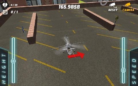 遥控直升机飞行模拟器