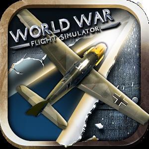 二次世界大战3D飞行模拟