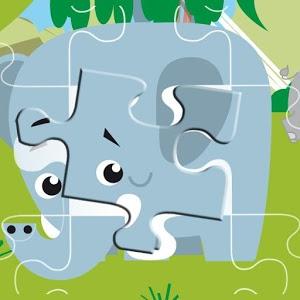 动物拼图与声音