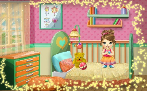 索菲亚房间装饰小游戏