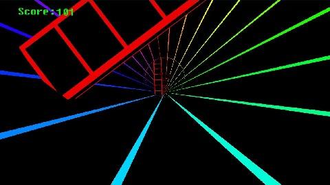 简易声控频谱电路图
