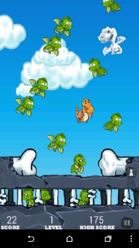 原创艺术品恐龙流畅的游戏引擎充满活力的图形无缝监控同时兼容手机和