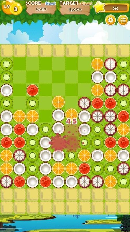 水果碰碰乐 pop fruits!