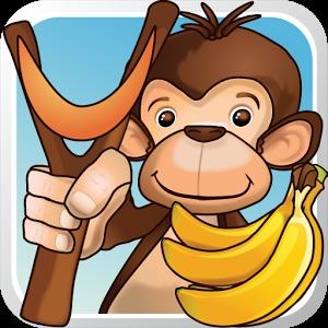 猴子打香蕉