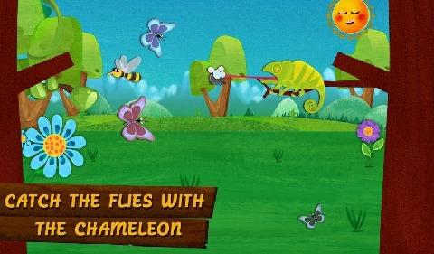 选择任何动物或您选择的鸟类和玩游戏一样匹配动物的影子,喂它们,构建