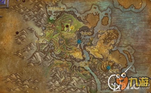 魔兽世界7.0新灵魂兽驼鹿布尔维克介绍和位置