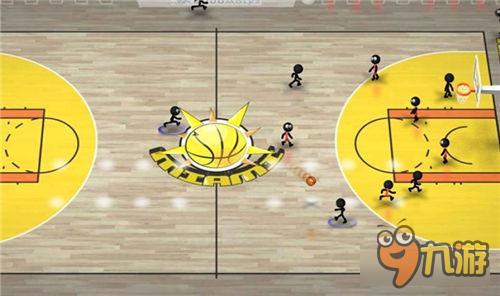 火柴人也爱打篮球 火柴人篮球2017 将袭