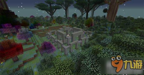 《我的世界》暮色魔法森林地图详细介绍