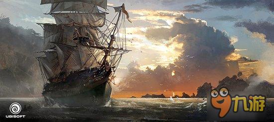 海上探险胜过航海王!《刺客信条:血帆》竟有海盗阵营