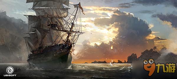 海上探险胜过航海王《刺客信条:血帆》竟有海盗阵营