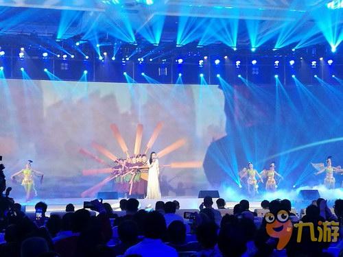 徐千雅唱响 海上丝绸之路 国际旅游节主题曲