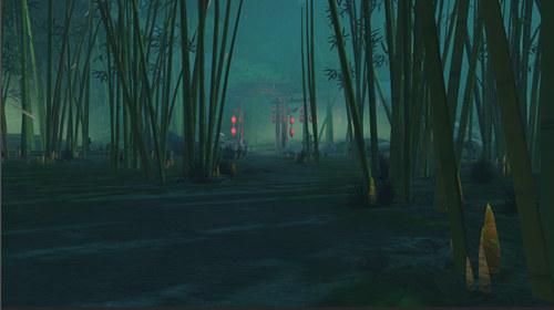 著名武侠电影《卧虎藏龙》,《十面埋伏》等都出现了竹林场景,武侠