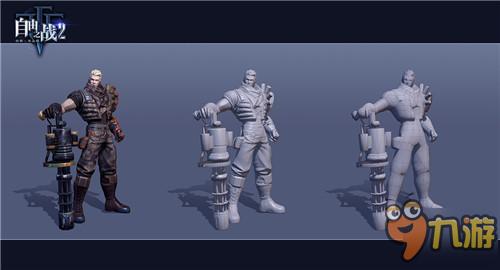 《自由之战2》产品细节首次曝光 四大亮点抢先看