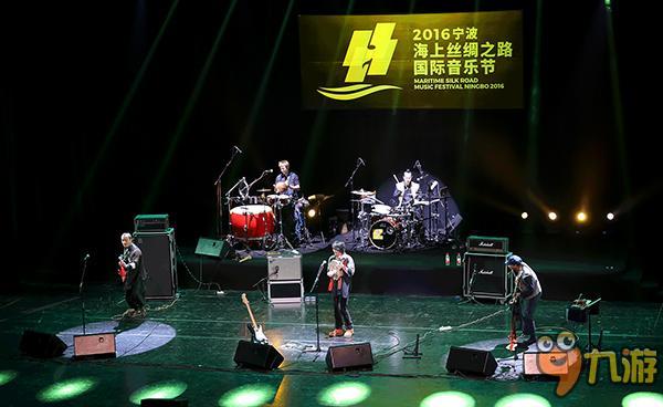上丝绸之路国际音乐节落幕 山人乐队华韵乐府献上高水准音乐盛宴