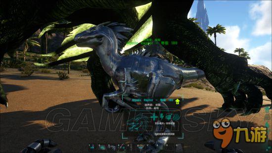 《方舟生存进化》龙类mod恐龙图鉴及代码大全 方舟生存进化mod怎么用