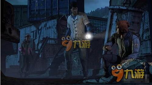 Telltale新作《行尸走肉:新边疆》12月20日正式推出