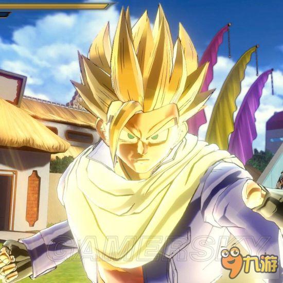 《龙珠超宇宙2》mod下载大全及说明导入龙珠泡面男生韩式头图片