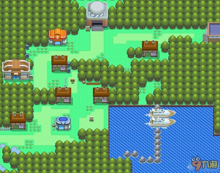 数字规律推算软件app:口袋妖怪系列全地图地区景点盘点