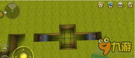 《迷你世界》手游自动感应门制作方法教程