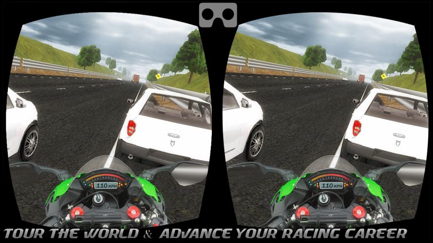 VR自行车竞速好玩吗 VR自行车竞速玩法简介