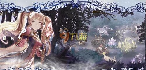 画风唯美MMORPG新作《沉睡森林》日前上架