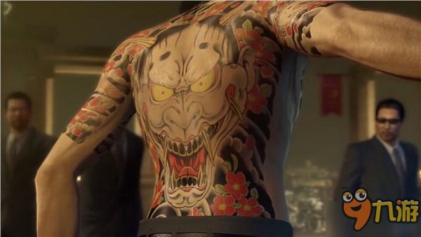 《如龙》系列纹身背后的故事