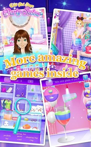 互动游戏派对海报