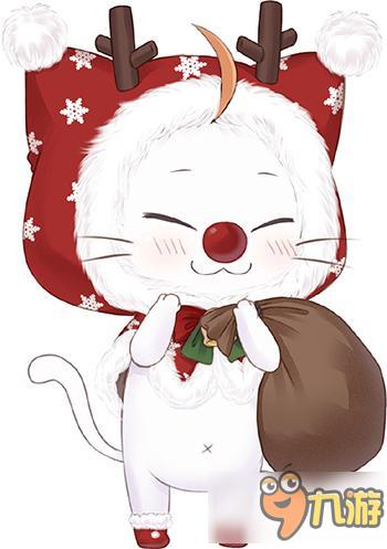 奇迹暖暖2016圣诞大喵表情包获取方法介绍