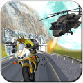 Gunship Theif Attack:Bike Race汉化版下载
