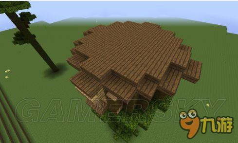 《我的世界》树屋建造图文教程 树屋怎么建造