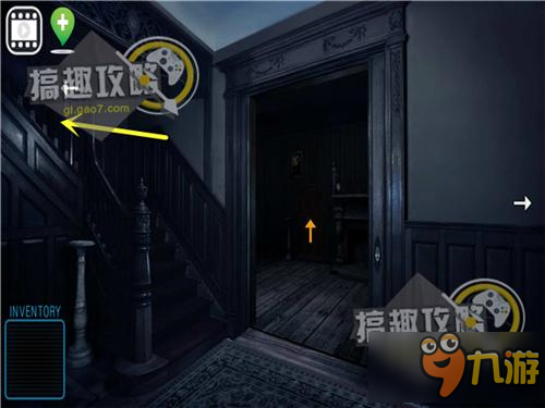 攻略逃脱鬼屋越狱v攻略系列3第2部分密室第2玩法过取部分游戏的石子图片