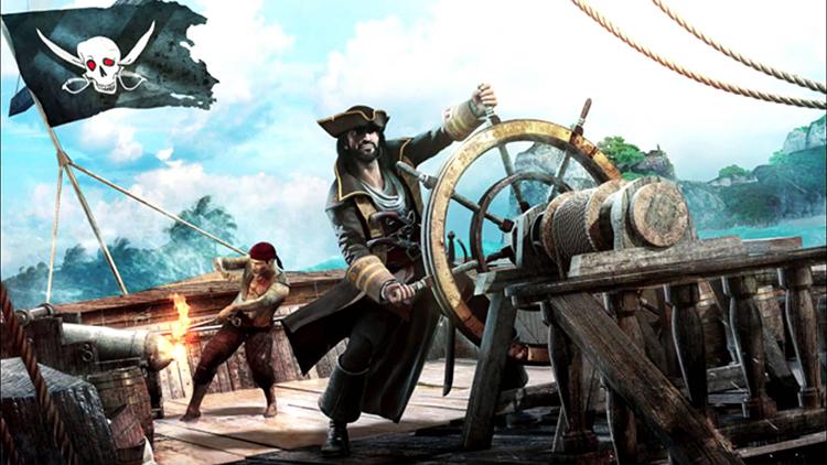 最不务正业的刺客 ——《刺客信条:海盗奇航》评测