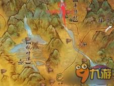剑网3藏狐圆圆奇遇圆圆剑网3藏狐图纸奇遇任水攻略基地美丽世界图片