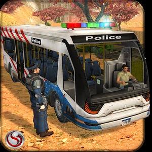 警方巴士爬坡3D