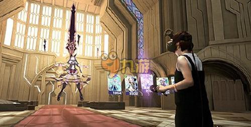 卡牌对战实感《乖离性百万亚瑟王》VR版17年春季正式发售