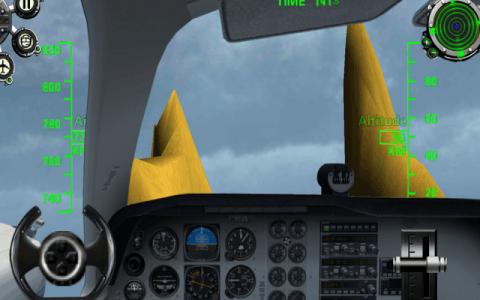 陆军飞机飞行模拟器 army flight simulator 3d》是一款飞行模拟游戏.