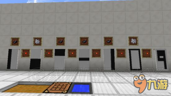《我的世界》1.8版旗帜图案合成教程 怎么合成旗帜图案图片