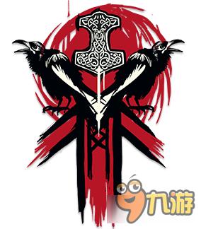 彩色花纹的宝剑素材