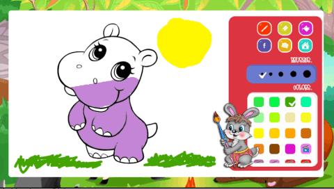 """如果您喜欢的""""可爱动物图画书""""应用程序的任何功能,不要忘记在资格"""