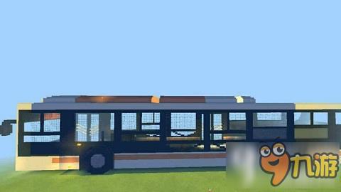16圣洁之影公交车建筑存档下载