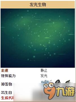 �荒海�y�l光生物�D�b �l光生物打法�解