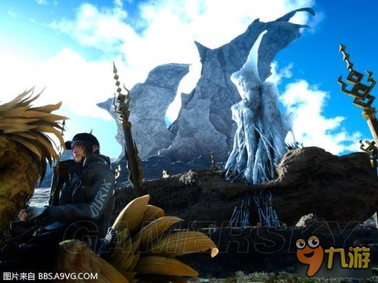 《最终幻想15(FF15)》陆行鸟出地图BUG详细测试
