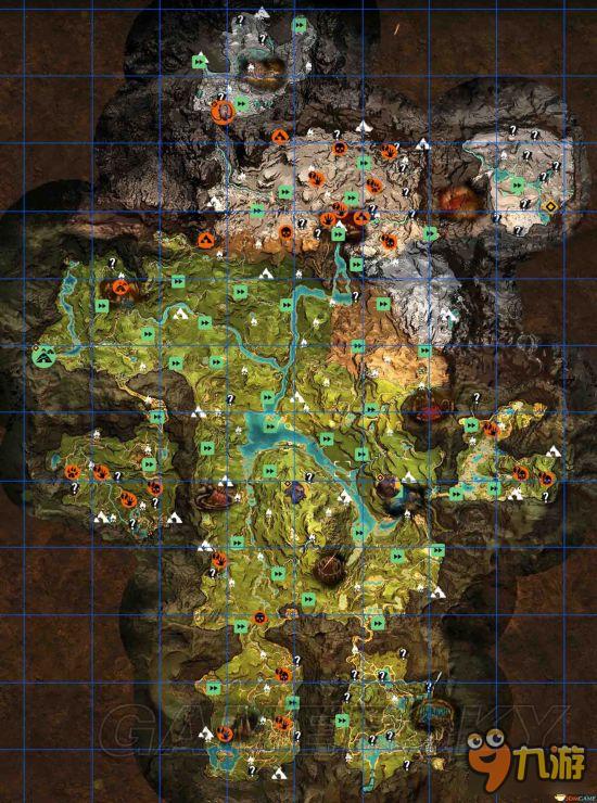 《孤岛惊魂原始杀戮》地图多大 地图大小分析图片