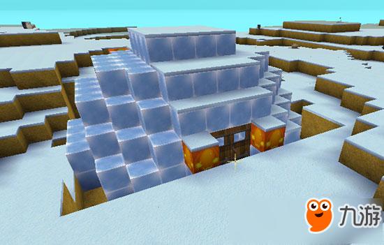 迷你世界冰原妹妹在哪 冰原小屋怎么找