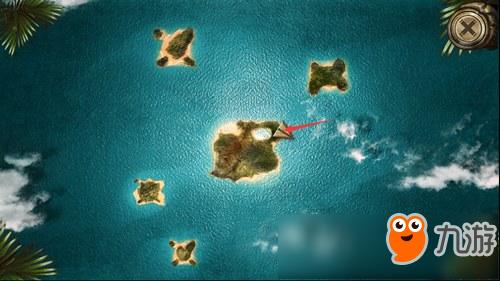 荒岛求生进化怎么看地图 地图功能介绍